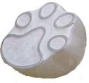 Dignity Pawprint urn 10692