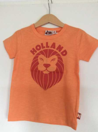 Holland EK2020 t-shirt - perzik