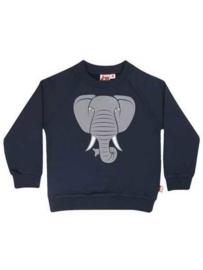 DYR sweater - olifant