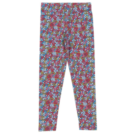 Kinder leggings - berry ditsy