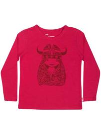 Danefae shirt - pink viking