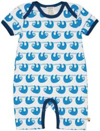 Loud+Proud zomerpakje - blauwe luiaards