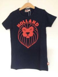 Holland EK2020 t-shirt - donker blauw