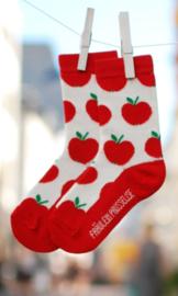 Kinder sokjes - appels