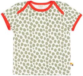 Loud+Proud tshirt - luipaard spots