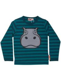 Dyr shirt - nijlpaard