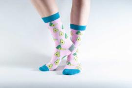 Doris & Dude sokken - avocado's