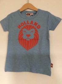Holland EK2020 t-shirt - blauw