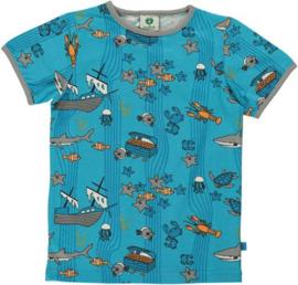 Smafolk t-shirt - de zee