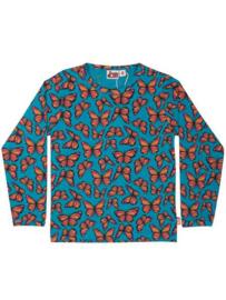 Dyr shirt - vlinders