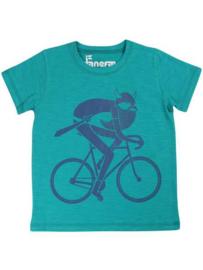 Danefae t-shirt - Blauwe Viking