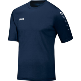 Shirt Team KM navy