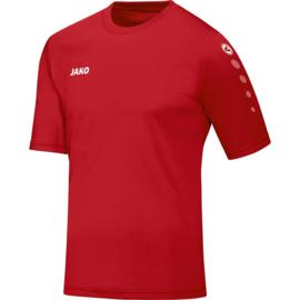 Shirt Team KM rood