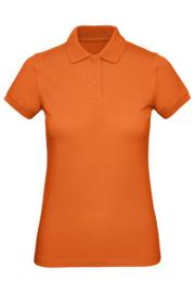 CGPW440 Polo Organic dames - Urban oranje