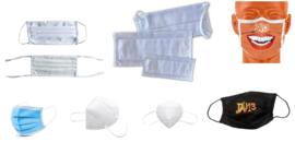 Maskers - Mondmaskers