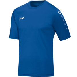Shirt Team KM royalblue  (kids, dames, heren)