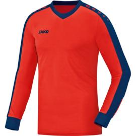 Keepershirt Striker Flame/Navy