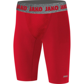 Short Tight Compression 2.0 kids rood