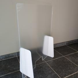 Transparant beveiligingsscherm 90(H)x75(B) cm