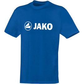 Katoenen T-shirt promo royalblue (kids, unisex)