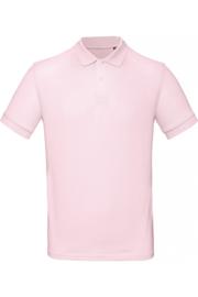 CGPM430 Polo Organic heren - Pink roze