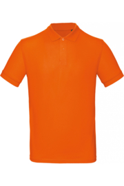 CGPM430 Polo Organic heren - Oranje