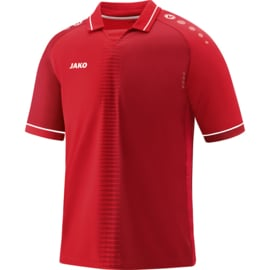 Shirt Competition 2.0 KM rood/wit