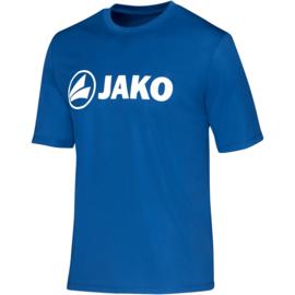 Functioneel  sportshirt promo sportblauw (kids, unisex)