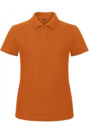 CGPWI11 Polo dames - Oranje