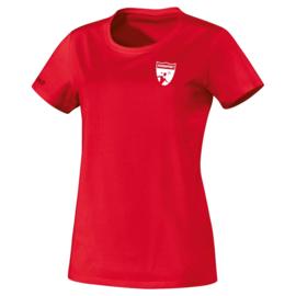 T-shirt Team  kids, dames en heren