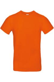 T-shirt B&C Oranje