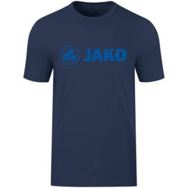 Promo T-shirt JAKO (katoen)  6160-907 Marine / indigo