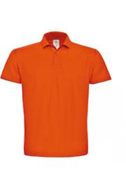 CGPUI10 Polo heren - Oranje