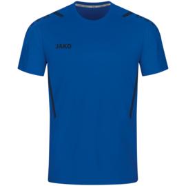4221-403 Sportshirt Challenge Royal marine