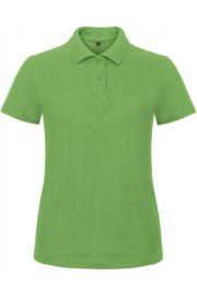 CGPWI11 Polo dames - Real groen