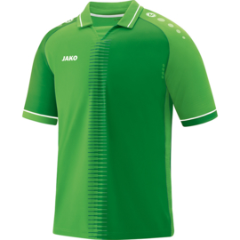 Shirt Competition 2.0 KM zachtgroen/wit