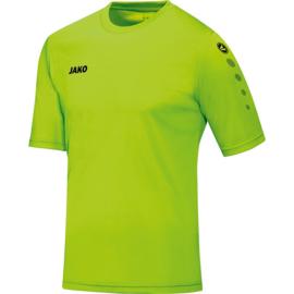 Shirt Team KM neongroen