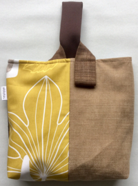 Japanse knoop tas, 22x25cm