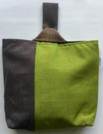 Japanse knoop tas 22x25cm