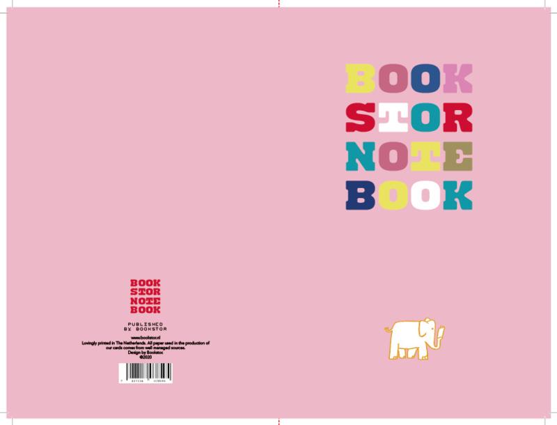 Bookstor Notebook