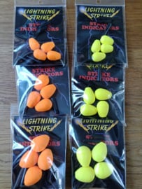 "Lightning strike ""strike slip indicator"""