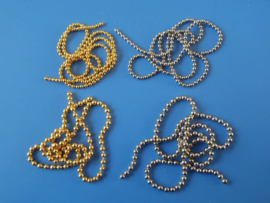 Chain Beads Gold
