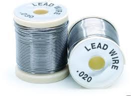 Lead wire standard spool