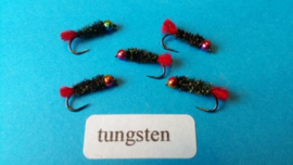 Rainbow-tungsten red tag