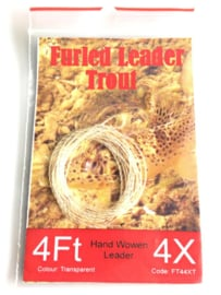 Hends furled leader - Clear