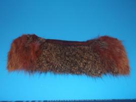 Squirrel skin