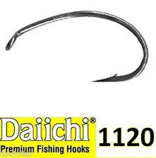 Daiichi 1120 Heavy wide gape scud hook