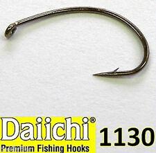 Daiichi 1130 fine wire, wide gape scud hook