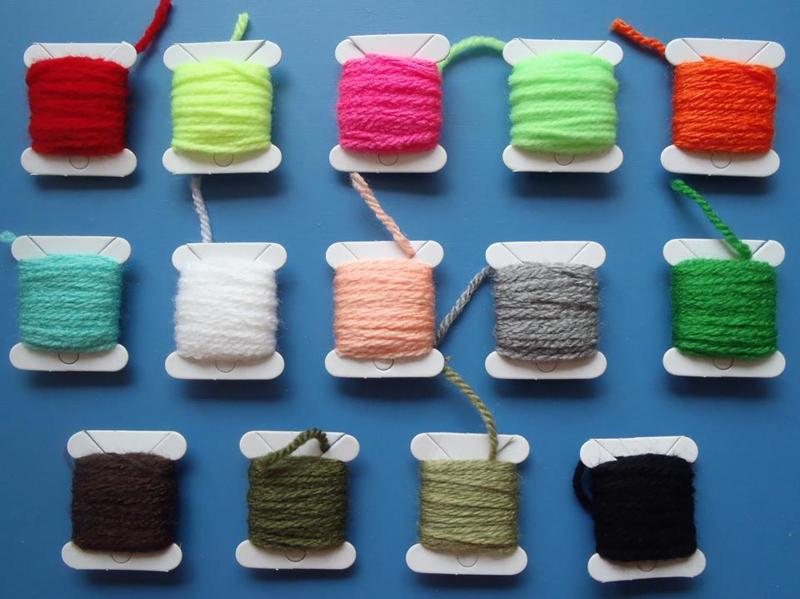 Staart/body wol