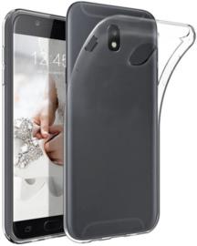 Samsung Galaxy J5 2017 transparante soft case TPU